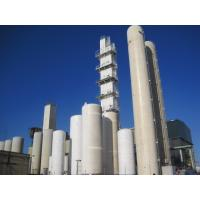 Cryogenic Air Separation Plant Nm3/h KDON -1600 / 5600 ASU Molecular Sieve Manufactures