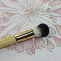 Wood Handle Cosmetic Brush Sets Natural Goat Hair Makeup Brush Kit Manufactures