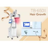 China Multifunctional Beauty Laser Hair Growth Machine Laser Cap For Hair Regrowth on sale