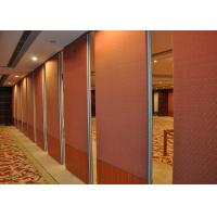 Steel Cinema Sound Proof Partitions  , Movable Partition Walls 100mm Manufactures