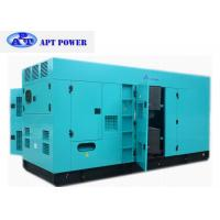 Silent 550kVA / 440kW Standby Volvo Diesel Generator Power Electric Genset , TAD1641GE Manufactures
