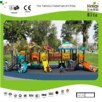 Outdoor Playground (KQ10122A) Manufactures