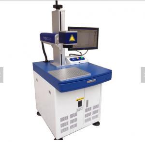 Portable desktop fiber laser marking machine 20w metal marking machine Manufactures