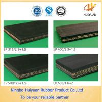Strong Adhesive Rubber Conveyor Belt/ Rubber Belt (abrasion 90mm3) Manufactures