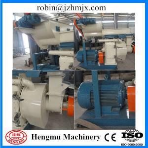 China Wood pellet production equipment production of wood pellets biomass pellet machine on sale