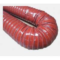 high quality new product red silicone hose for toyota turbo hose kits sound attenuator ducting Manufactures