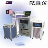 Nonmeta Laserl Marking Machine (HS CO2-30W) Manufactures