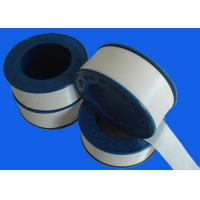 China Alkali - Resistant PTFE Pipe Seal Tape 12mm width , PTFE Thread Tape on sale