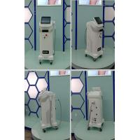 Painless laser hair removal beauty machine, triple wavelength diode laser 755 808 1064 Manufactures