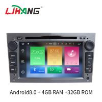 Android 8.0 Vectra Opel Car Radio DVD Player With OBD BT Radio Free Map Manufactures