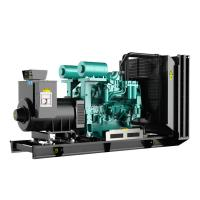 China 500kw generator set engine CCEC diesel generator price list Manufactures