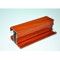 Wood Grain Aluminium With Mill Finished Manufactures