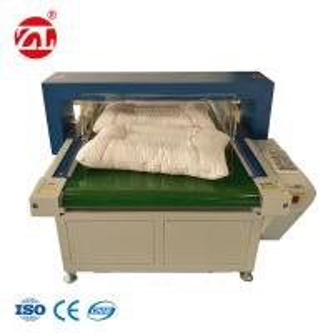Textile Industrial Metal Detector , Pillow Bedding Fabrics Metal Finding Machine Manufactures