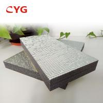 Hard Adhesive Foam Sheet 1 mm Thick Xpe / Xlpe Foam Sheet Manufactures