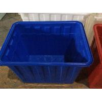 China 140Liter Plastic tank with rectangular shape on sale