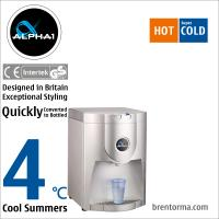 WCPTHA1 British Design Inspired Point-Of-Use or POU Tabletop Watercooler Manufactures