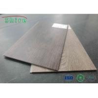 Heavy Duty  Luxury Vinyl Tile Embossed PVC Sheet Luxury Vinyl Wood Flooring Manufactures