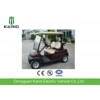 CE Approved 48V Curtis Controller 2 Seater Ezgo Electric Golf Carts Cheap Small Golf Car Manufactures