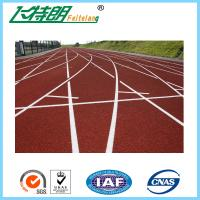 Spray Coat System Running Track Flooring All Weather Tracks Recycled Manufactures