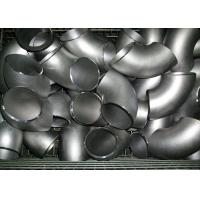 Good Tensile Strength Stainless Steel Elbow Fitting , Butt Weld Elbow Manufactures