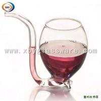 Borosilicate glass wine cup Manufactures