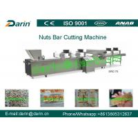 High Output 200-400kg/hr Rice Bar / Cereal Bar Making Machine Production Line Manufactures