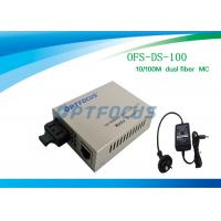 Buy cheap SC RJ45 Interface Fiber Media Converter from wholesalers