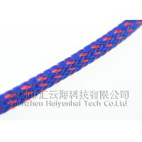 PET Multifilament Heat Shrinkable Braided Sleeving Lightweight High Strength Manufactures
