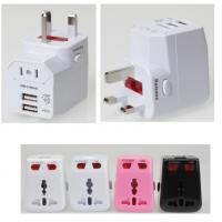 White Rotating USB Wall Charger Adapter Socket For iPhone MP3 IPOD IPAD Manufactures