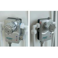 Surface Mounted Thermostatic Shower Valve , Brass Temperature Mixing Valve Manufactures