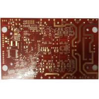 Custom Printed Circuit Board / Ip Camera Pcb Board With RoHS Compliant Manufactures