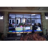 P1.562 Module Design Indoor Advertising LED Display For Traffic Control Room Manufactures