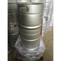 Buy cheap Stainless steel beer keg 30L US beer barrel keg, with micro matic spear, for from wholesalers
