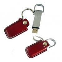 Promotional handy 64Mb 128Mb 256Mb Teather Customized USB Flash Drive disk   Manufactures