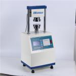 5000N Paper Testing Instruments / Compression Testing Machine 35*40*80cm Szie Manufactures