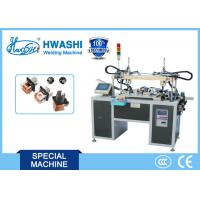 State-of-the-Art Automatic Spot Welding Machine for Relay Lead Wire Manufactures