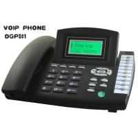 VoIP IP Phone DGP301 for IP PBX Built-in 3 Way Conference Manufactures