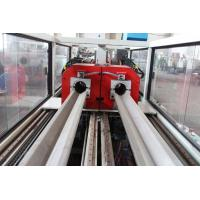 HDPE Hollow Wall Winding Plastic Pipe Production Line With Large Diameter Manufactures