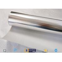 Fiberglass Fabric Laminated Aluminium Foil Insulation Blanket Manufactures