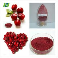 100% soluble in water 25% cranberry extract anthocyanins