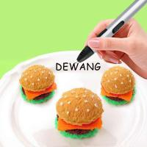 kids lovely 3d pens 3D Printer Pen , alumina shell material and OLED screen pen Manufactures