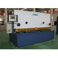 China Euro Guillotine CNC Hydraulic Shearing Machine With Clip And Sleeve System on sale