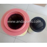 Good Quality Air Filter For MANN 81.08405-0021+ 81.08405-0017 Manufactures