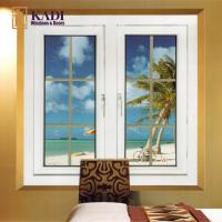 Aluminium Swing Window With Powder Coated White Color Model: 50 Manufactures