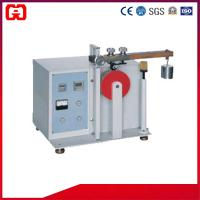 Automatic Suitcase Castor Abrasion Testing Instrument With 610mm Test Load and Weight Manufactures