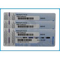 windows 7 ultimate / windows 7 professional genuine product key COA STICKER In stock Manufactures