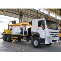 6 X 4 Truck Mounted Water Well Drilling Rig 600m Borehole Drilling Rig Manufactures
