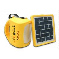 China Innovative LED Solar Lantern with Solar panels Poly 6V *1.5W (3W) on sale