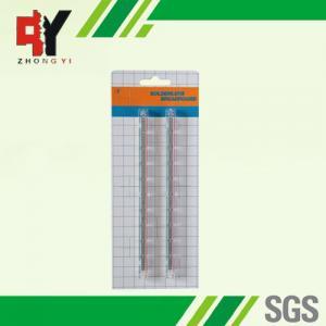 Distribution Transparent Breadboard Solderless 16.5x0.95x0.85 cm Manufactures