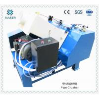 Naser Brand Pipe Crusher Manufactures